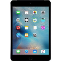 Apple iPad Mini 4 Wi-Fi+Cellular 128GB Space Gray MK762FD/A